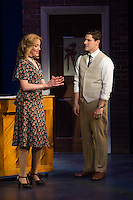 They're Playing Our Song musical presented by STAGES St. Louis at Robert G. Reim Theater, in Kirkwood, MO on May 29, 2014.
