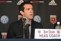 DC United Coach Presentation November 29 2010