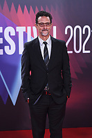 LONDON, ENGLAND - OCTOBER 10: Grant Heslov attending 'The Tender Bar' Premiere - the 65th BFI London Film Festival at The Royal Festival Hall on October 10, 2021, London, England.<br /> CAP/MAR<br /> ©MAR/Capital Pictures