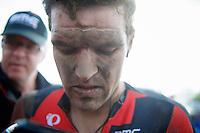Greg Van Avermaet (BEL/BMC)<br /> <br /> Paris-Roubaix 2014