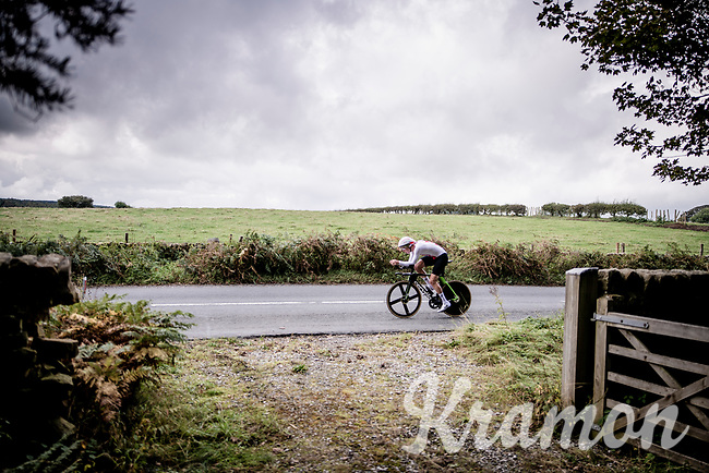 Claudio Imhof (SUI)<br /> Elite Men Individual Time Trial<br /> from Northhallerton to Harrogate (54km)<br /> <br /> 2019 Road World Championships Yorkshire (GBR)<br /> <br /> ©kramon