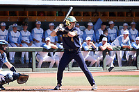 CHAPEL HILL, NC - MARCH 08: Carter Putz #4 of the University of Notre Dame waits for a pitch during a game between Notre Dame and North Carolina at Boshamer Stadium on March 08, 2020 in Chapel Hill, North Carolina.