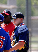 Roger Craig III / AZL umpire..Photo by:  Bill Mitchell/Four Seam Images