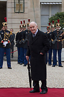 Paris (75)- Palais de l'Elysee- Ceremonie d installation de M. Emmanuel MACRON, PrÈsident de la RÈpublique, le dimanche 14 mai , Michel Bouquet