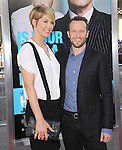 Jenna Elfman and husband Bode at The Warner Bros. Pictures L.A. Premiere of Horrible Bosses held at The Grauman's Chinese Theatre in Hollywood, California on June 30,2011                                                                               © 2011 Hollywood Press Agency