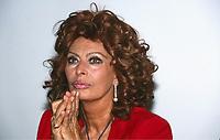 Sophia Loren, 2003.