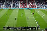 14.06.2021 Scotland v Czech Republic:  Scotland standing