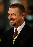 MAY 15, 2021: Michael McCarthy after winning the Preakness Stakes at Pimlico Racecourse in Baltimore, Maryland on May 15, 2021. EversEclipse Sportswire/CSM