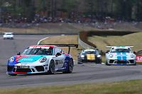 #7 Wright Motorsports, Porsche 991 / 2018, GT3P: Maxwell Roo