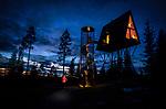 Pan Tree Top Cabin