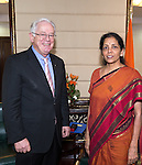 Minister for Commerce and Industry, Nirmala Sitharaman