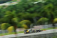 Finnish Heikki Kovalainen on Caterham Renault CT01 .24/03/2012 Grand Prix Malesia, Sepang , Essais..Foto Insidefoto  /Bernard Asset / Panoramic.ITALY ONLY..