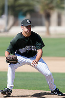 Kyle Walker - Colorado Rockies - 2009 spring training.Photo by:  Bill Mitchell/Four Seam Images