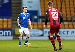 St Johnstone v St Mirren…16.01.21   McDiarmid Park     SPFL<br />Jason Kerr<br />Picture by Graeme Hart.<br />Copyright Perthshire Picture Agency<br />Tel: 01738 623350  Mobile: 07990 594431