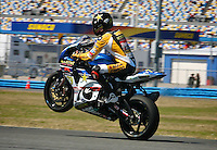 2011 Superbikes at Daytona