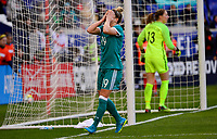 Harrison, N.J. - Sunday March 04, 2018: Svenja Huth during a 2018 SheBelieves Cup match between the women's national teams of the Germany (GER) and England (ENG) at Red Bull Arena.