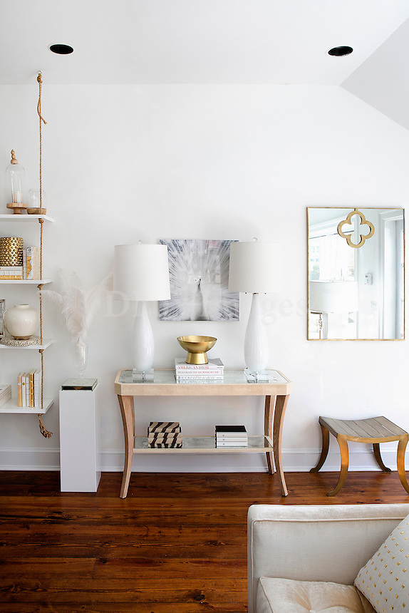 elegant living room Get A Room is a boutique in Scarsdale New York for interior design.