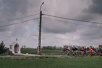 Little White Chapel<br /> <br /> Driedaagse Brugge-De Panne 2018<br /> Bruges - De Panne (202km)
