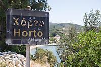 2020 07 03 Horto village, Greece