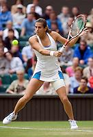 27-6-08, England, Wimbledon, Tennis, Amelie Mauresmo