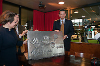 10-02-11Tennis, Rotterdam, ABNAMROWTT,  Richard Krajicek onthulling eerste steen Walk Of Fame
