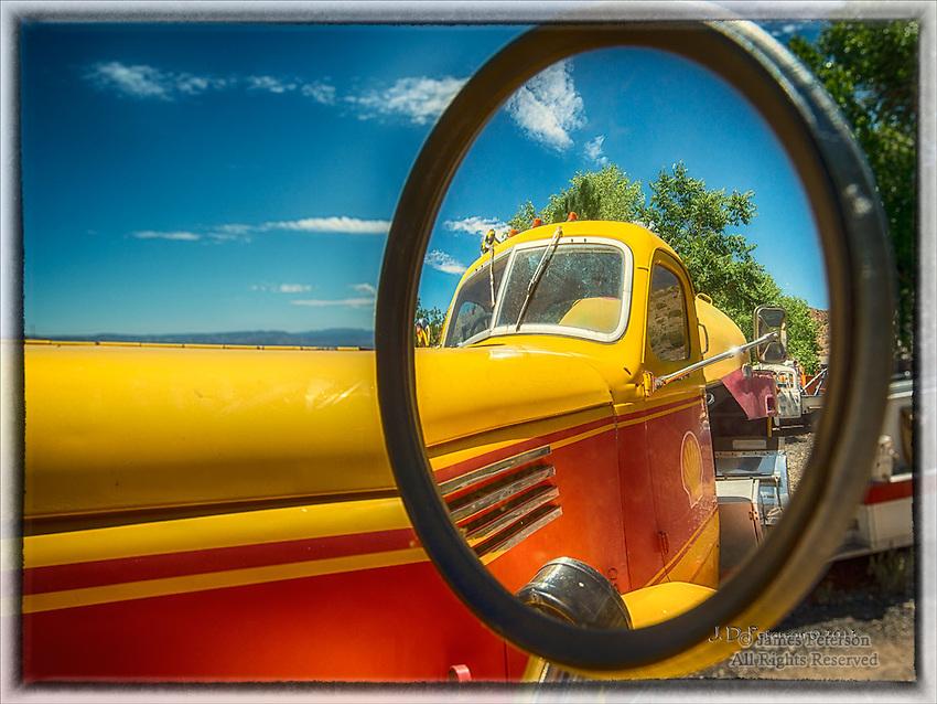 Reflecting The Past, Jerome, Arizona