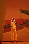 SIGNES..Choregraphie : CARLSON Carolyn..Compositeur : AUBRY Rene..Compagnie : Ballet de l Opera national de Paris..Decor : DEBRE Olivier..Lumiere : BESOMBES Patrice..Costumes : DEBRE Olivier..Avec :GILLOT Marie Agnes..Lieu : Opera Bastille..Ville : Paris..Le : 27 06 2008..© Laurent Paillier / photosdedanse.com..All rights reserved