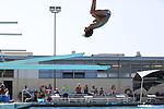 2013 Spring Diving: Los Altos High School