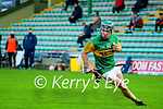 Maurice O'Connor, Kerry during the Joe McDonagh hurling cup fourth round match between Kerry and Carlow at Austin Stack Park on Saturday.
