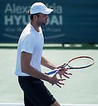 July  23, 2016:  Ivo Karlovic (CRO) defeated Steve Johnson (USA) 6-4 6-4, at the Citi Open being played at Rock Creek Park Tennis Center in Washington, DC.  ©Leslie Billman/Tennisclix/CSM