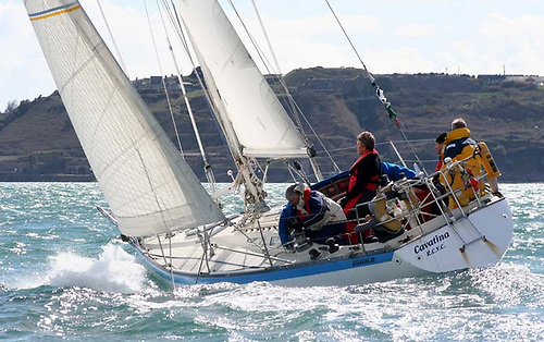 Ian Hickey's 38ft Cavatina from Cork – twice winner of the Round Ireland race – is on the entry list for the D2D in June