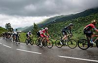 Nils Eekhoff (NED/DSM)<br /> <br /> Stage 16 from El Pas de la Casa to Saint-Gaudens (169km)<br /> 108th Tour de France 2021 (2.UWT)<br /> <br /> ©kramon