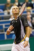 10-2-10, Rotterdam, Tennis, ABNAMROWTT, Nicolay Davidenko,