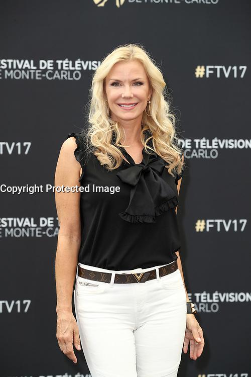KATHERINE KELLY LANG - Photocall 'AMOUR GLOIRE ET BEAUTE' - 57ème Festival de la Television de Monte-Carlo. Monte-Carlo, Monaco, 18/06/2017. # 57EME FESTIVAL DE LA TELEVISION DE MONTE-CARLO - PHOTOCALL 'AMOUR GLOIRE ET BEAUTE'