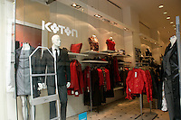 Koton Turkish clothing outlet on Istiklal Caddesi, Istanbul, Turkey