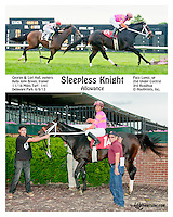 winning at Delaware Park on 6/6/13