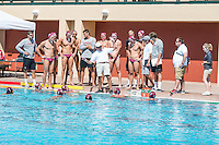 Stanford, CA; Saturday September 10, 2016;  Mens Water Polo, Stanford vs UC Irvine, Final score Stanford 10, UC Irvine 5