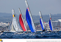 47th Princesa Sofia IBEROSTAR Trophy , Palma de Mallorca, Spain, takes place between 25th March to 2nd April 2016. Over 800 boats and 1.000 sailors from to 68 nations