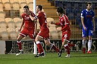 Colchester United vs Crawley Town 01-12-20