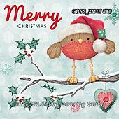 Sandra, CHRISTMAS ANIMALS, WEIHNACHTEN TIERE, NAVIDAD ANIMALES, paintings+++++,GBSSXM1E8X8,#xa#