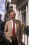 Revd David Prior rector of St Michaels Chester Square London UK