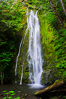 Madison Falls, Olympic National Park, Washington, US