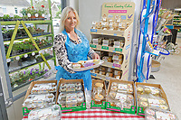 Wendy Windley, representative for Emma's Country Cakes