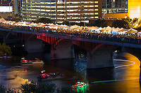 Thousands of Austinites celebrate Austin's favorite furry flying friends at the Annual Bat Fest on the Congress Ave. Bridge! The festival offers three stages with live music, more than 75 arts & crafts vendors, plenty food & drinks, fun children's activities, a bat costume contest and plenty of bat-themed activities!