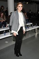 Olivia Palermo<br /> at the David Koma SS18 Show as part of London Fashion Week, London<br /> <br /> <br /> ©Ash Knotek  D3308  18/09/2017