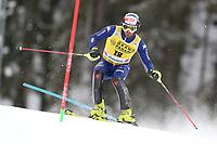 21st December 2020; Alta Badia Ski Resort, Dolomites, Italy; International Ski Federation World Cup Slalom Skiing; Manfred Moelgg (ITA)