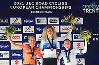 2021 UEC Road European Cycling Womens Time Trial Trento Sep 9th