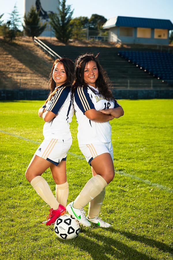 Mendocino College Soccer Photos 2012