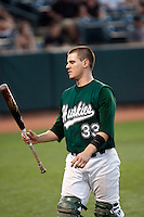 Tommy Joseph of the Horizon Huskies (Scottsdale, AZ) playing against the Desert Ridge Jaguars in the state 5A-II championship game at Phoenix Municipal Stadium, 5/16/2009..Photo by:  Bill Mitchell/Four Seam Images