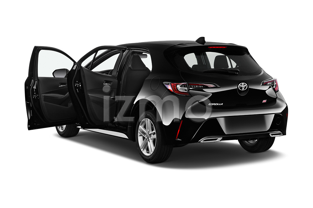 Car images of 2019 Toyota Corolla SE 5 Door Hatchback Doors